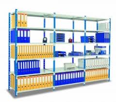 rayonnage bureau rayonnage d archivage cotés et fond fermes rayonnage mobilier