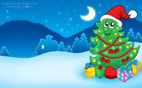 cartoon christmas desktop free wallpaper downloads free 1920 1200