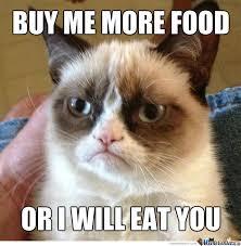 Buy All The Food Meme - buy me more food by gump meme center