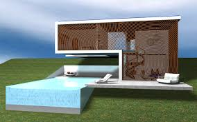 Modern Beach House Plans Grey Wall Modern Beach House Designs That Can Be Decor With Warm