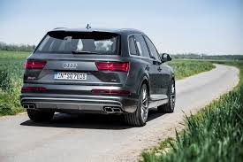 Audi Q7 2017 - 2017 audi sq7 tdi review gtspirit