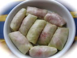 recette de cuisine russe recette traditionnelle russe galoubzy feuilles de chou farcies