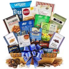 kosher gift baskets kosher gift basket deluxe by gourmetgiftbaskets