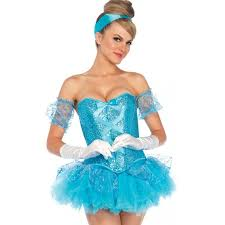 ballerina halloween costume cinderella costume for women with tutu skirt disney princess