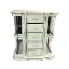 Jewelry Armoire Vintage 515 Best Fabulous Jewelry Boxes Images On Pinterest White