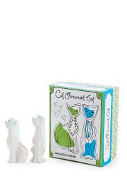 jonathan adler white cats ornament 2 set nordstrom rack