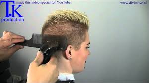 holala this u0027s ultra short hairstyle by theo knoop youtube