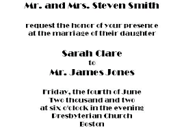 what to put on wedding invitations what to write in a wedding invite what colour pen to write wedding