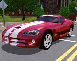 fresh prince creations sims 3 2005 dodge viper srt 10