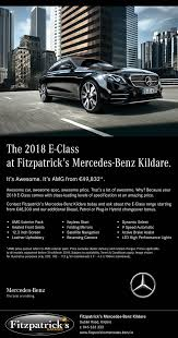 Awesome Car Garages Awesome 2018 E Class At Fitzpatricks Mercedes Benz Fitzpatricks