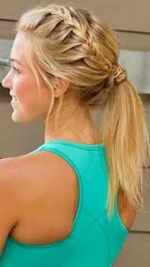 Cute Sporty Hairstyles Best 25 Running Hairstyles Ideas On Pinterest Running Hair