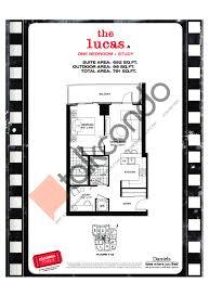 cinema floor plans cinema tower condos talkcondo