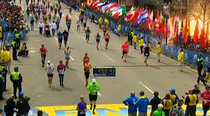 Map Of Boston Marathon Course by A Moment From The Boston Marathon Audio And Stories Interactive