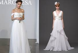 wedding day dresses bridal runway report seven wedding dresses we california