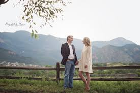 Wedding Photographer Colorado Springs Erin And Dan Preview Of An Engagement Session Colorado Springs