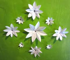 wall decoration quilled flower paper craft youtube loversiq