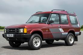 land rover 1992 1990 land rover discovery news reviews msrp ratings with