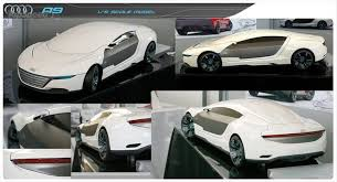 audi color changing car audi a9 concept car repairs itself and changes color