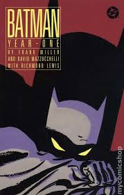 batman year one batman year one tpb 1988 dc edition comic books