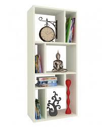 palencia ivory bookshelf display cabinet adona adona woods