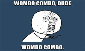 Wombo Combo Meme - wombo combo bot lane league of legends draven clip youtube