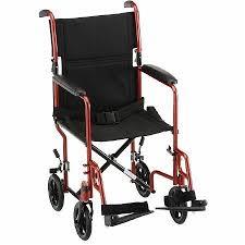 Transport Walker Chair Nova Transport Chairs Walgreens