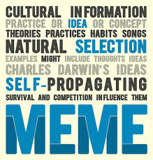 The Selfish Meme - meme of the year part i what s a meme