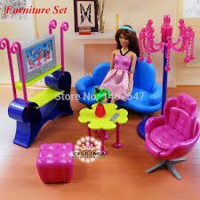 Modern Dollhouse Furniture Sets by Online Get Cheap Modern Dolls House Furniture Sets Aliexpress Com