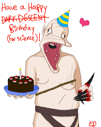 happy birthday to from a gaming nerd by cynical fox on deviantart