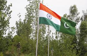Story Of Indian National Flag Firefights Over Kashmir Lead To Hashtag Battle