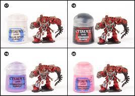 tutorial how to paint space hulk blood angel terminators tale