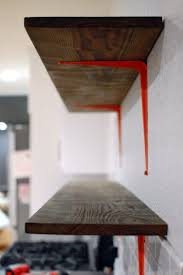 Making Wood Bookshelves by Best 25 Cheap Shelves Ideas On Pinterest Cheap Shelves Diy