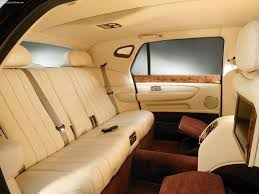 limousine bentley bentley arnage limousine 2005 picture 10 of 28