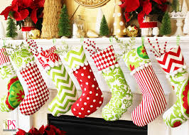 Christmas Crepe Paper Decorations by Hello Wonderful 8 Cheerful Diy Christmas Stockings