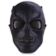 halloween skeleton mask skull mask paintball full face airs end 10 10 2019 3 13 am