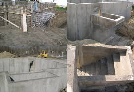 cost basement foundation construction home decorating