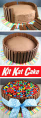 best 25 kit kat cakes ideas on pinterest baked kitkat kat d
