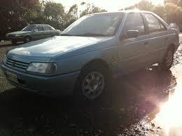 peugeot 405 wagon for sale 1992 peugeot 405 turbo diesel sedan raglan