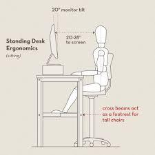 best office chair tall office chair for standing desk tall inside