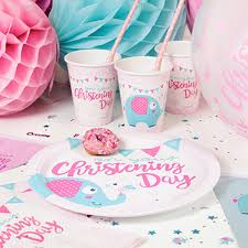 Baptism Party Decorations Christening Party Themes Party Delights