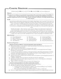 exle of a functional resume functional resume