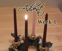 advent candle lighting order advent week 1 scripture reading music and candle lighting