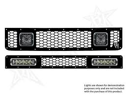 2005 2013 toyota fj cruiser upper u0026 lower led grille kit all i