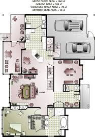 home design plan 3 bedroom house plans home glamorous design home floor plans