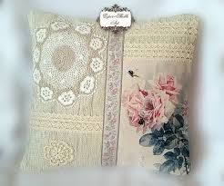 Shabby Chic Pillow Covers by Best 25 Coussin Décoratif Ideas That You Will Like On Pinterest