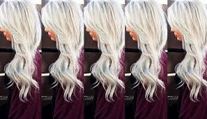 silver blonde haircolor dolce hair salon men s women s hairstyling color balayage