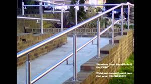 beautiful hand rails modular kitchens u0026 wardrobes kerala call