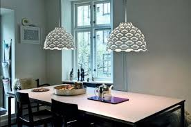 Lighting In Dining Room Modern Hanging Light For Dining Room Home Interiors