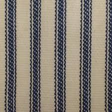 Blue Ticking Curtains Navy Blue Ticking Stripe Fabric Southern Ticking Co