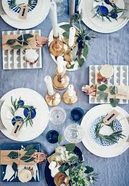 Table Ls Sets Best 25 Blue Table Settings Ideas On Blue Tables